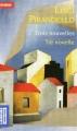 Couverture Trois nouvelles Editions Pocket 2009