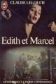 Couverture Edith et Marcel Editions J'ai Lu 1984