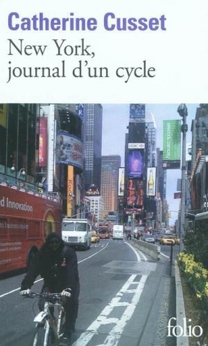 Couverture New York, journal d'un cycle