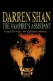 Couverture L'assistant du Vampire, tome 02 : Le cauchemar continue Editions HarperCollins (Children's books) 2000