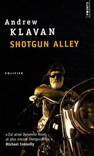 Couverture Shotgun Alley