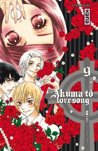 Couverture Akuma to Love Song, tome 09