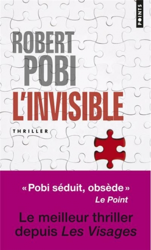 Couverture L'invisible