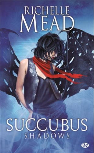 Couverture Georgina Kincaid, tome 5 : Succubus shadows