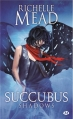 Couverture Georgina Kincaid, tome 5 : Succubus shadows Editions Milady 2013
