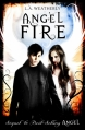 Couverture Angel, tome 2 : Angel Fire Editions Usborne 2011