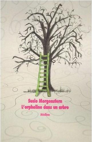 Couverture L'orpheline dans un arbre