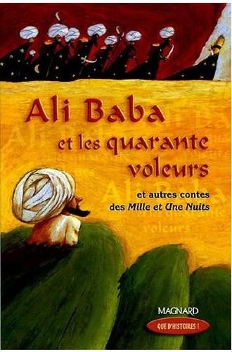 Ali Baba et les Quarante Voleurs — Wikipédia