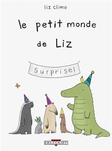 Couverture Le petit monde de Liz