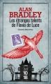 Couverture Les étranges talents de Flavia de Luce Editions 10/18 2013