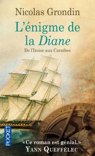 Couverture L'énigme de la Diane : De l'Iroise aux Caraïbes