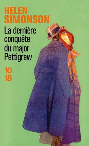 Couverture La dernière conquête du Major Pettigrew