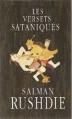 Couverture Les versets sataniques Editions France loisirs 1990