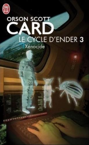 Couverture Le cycle d'Ender, tome 3 : Xénocide