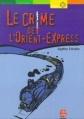 Couverture Le crime de l'orient-express Editions Le Livre de Poche (Jeunesse) 2001