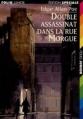 Couverture Double assassinat dans la rue Morgue, suivi de La lettre volée Editions Folio  (Junior - Edition spéciale) 1997