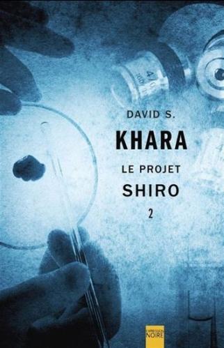 Couverture Le projet Shiro