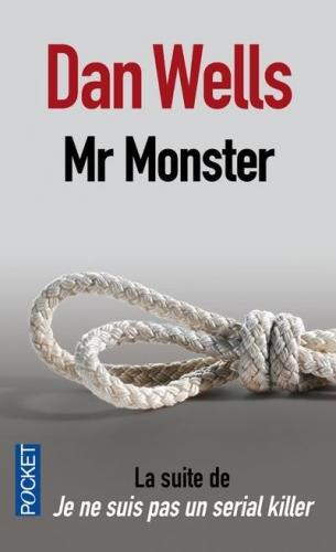 Couverture John Cleaver, tome 2 : Mr Monster