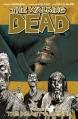 Couverture Walking dead, tome 04 : Amour et mort Editions Image Comics 2005
