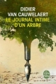 Couverture Le Journal intime d'un arbre Editions Michel Lafon 2011