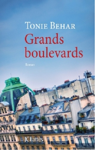 Couverture Grands Boulevards