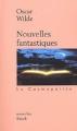 Couverture Nouvelles fantastiques Editions Stock 2011