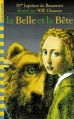 Couverture La belle et la bête Editions Folio  (Cadet) 1998