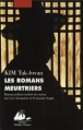 Couverture Les romans meurtriers Editions Philippe Picquier (Corée) 2010