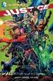 Couverture Justice League (Renaissance), tome 02 : L'odyssée du mal Editions DC Comics 2013