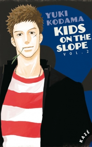 Couverture Kids on the Slope, tome 2