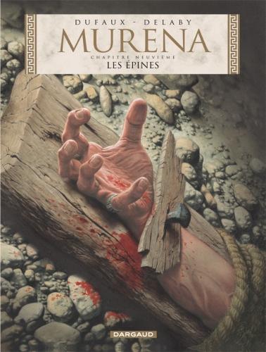 Couverture Murena, tome 09 : Les épines