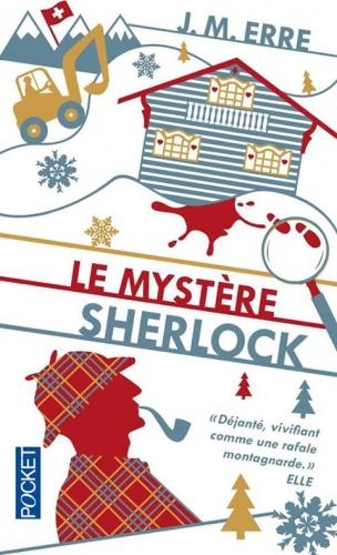 Couverture Le mystère Sherlock