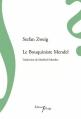 Couverture Le bouquiniste Mendel Editions Sillage  2013