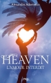 Couverture L'amour interdit, tome 3 : Heaven Editions Pocket (Jeunesse) 2013