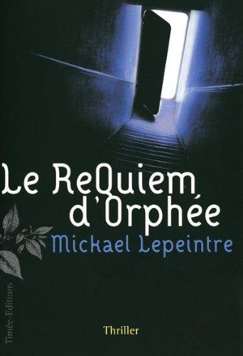 Couverture Le ReQuiem d'Orphée