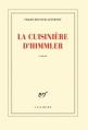 Couverture La Cuisinière d'Himmler Editions Gallimard  (Blanche) 2013