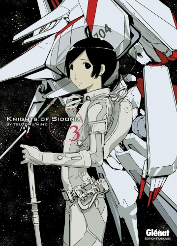 Couverture Knights of Sidonia, tome 03