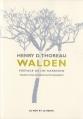 Couverture Walden ou la vie dans les bois / Walden Editions Le mot et le reste 2013