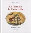 Couverture Le fantôme de Canterville (Oski) Editions Chandeigne 2012
