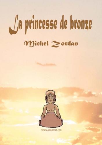 Couverture La princesse de bronze