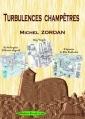 Couverture Turbulences champêtres Editions 3z 2011
