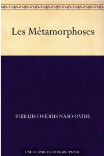 Couverture Les Métamorphoses : Livres X, XI, XII