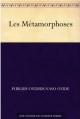 Couverture Les Métamorphoses : Livres X, XI, XII Editions Une oeuvre du domaine public 2011