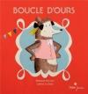 Couverture Boucle d'ours Editions Didier Jeunesse 2013