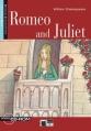 Couverture Roméo et Juliette Editions Black Cat (Reading and Training) 2007