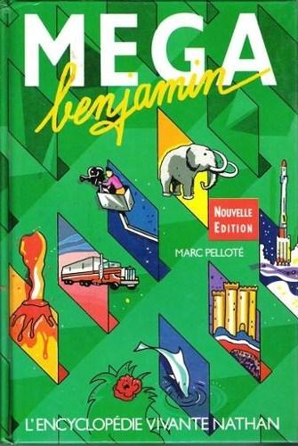 Couverture Méga benjamin