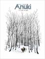 Couverture Anuki, tome 3 : Le coup du lapin Editions de la Gouttière 2013