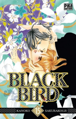 Couverture Black Bird, tome 15