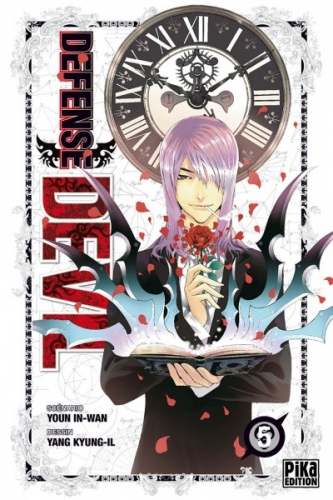 Couverture Defense Devil, tome 05