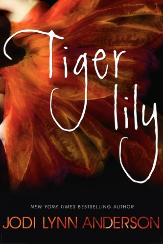 Couverture Tiger Lily